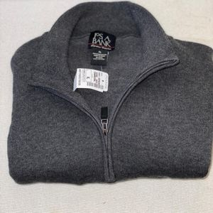 JoS. A.BANK Men's Sweater, Size XL, Charcoal